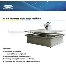 Wb-3 borda do colchão fita de máquina de costura