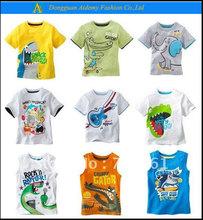 kids children wear customized frozen tshirt