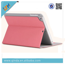 QinD Luxury Smart Stand Leather Case for iPad air leather case for iPad 5