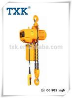 3ton electric chain hoist(single speed)
