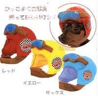 Dog hat Safety helmet for motorcycle for Pet S M L helmet for dog Trade Assurance