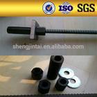 UNDERGROUND ROCK BOLT/ANCHOR BAR high tensile steel screw thread steel bar