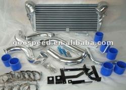Car Aluminum Intercooler kits for MAZDA RX7 FC3S