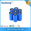 deep cycle rechargeable 14500 lifepo4 battery 3.2v 400mah
