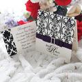 دعوات الزفاف الفخمة بتصميم جديد 2014