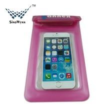 PVC Plastic Cell Phone Waterproof Bag
