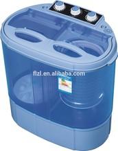 3.5kg Mini /Semi-Automatic /Twin tub washing machine XPB35(B)-8006