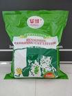 Super clump cat litter