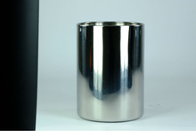 2014 new design durable stainless steel tableware bucket