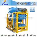 Baratos qtj4-25c automático completo de bloque hueco que hace la máquina para el hogar