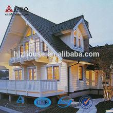 185.54 sqm Luxury Prefab Steel Villa