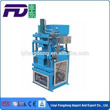 FD1-10 Automatic Clay Brick Making Machine,Brick Making Machine For Clay,Clay Brick Making Machine For Sale