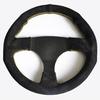 Latest design steering wheel 350mm dry carbon fiber racing car steering wheel