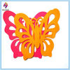 Custom butterfly felt home wall decoration items wall stickers