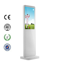 "32"" Slim Design Floor Stand Led Touch PC"