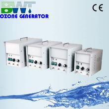 Beautiful 1,3, 8g corona discharge ozonator for vegetable fruit disinfection