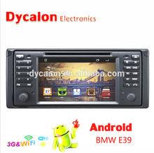 dvd for bmw e38 e39/car stereo radio android gps for bmw e39/car multimedia gps for bmw e39
