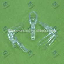 de plástico dilatador vaginal tire y empuje de tipo eo estéril