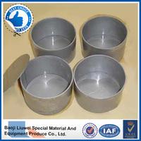 2014 hot sale high quality titanium crucible
