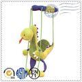 Eco- ambiente de venta más caliente felices los niños juguete cadena de títeres