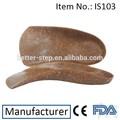 3/4 salto de cortiça conforto palmilhas com sustentações de arco