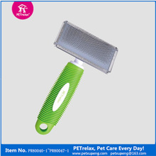 Stainless Steel Wire Brushes Pet Product Import from China by Golden Dog Grooming Supplies