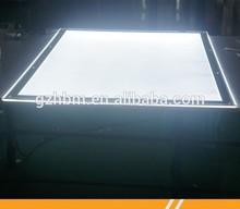 High brightness illuminated light box/advertising LED light box with best price