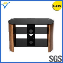 modern moving mdf lcd plasma tv stand