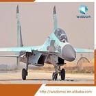 Customized decorative Scale 1:1 Sukhoi Su-30 Model Airplane