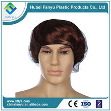 premium quality disposable hair nets mesh nylon cap
