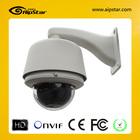 Full HD 1080P 20x Optical Zoom Pan Tilt H.264 ptz network ip camera Outdoor CCTV Dome Camera