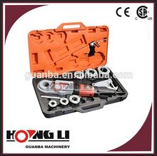 "SQ30-2B hand-held power pipe threader/threading thread, 1/2""-2"",CE&CSA"