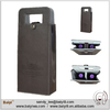 Portable Leather Wine Carrier, Wine Bag, Wine Box