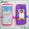 2014 cheap price penguin design for iphone 6 case (6G 4.7 )