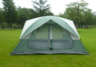 American large camping tent / 8-person family tent camping / the U.S tent