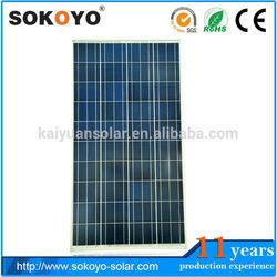 High Efficiency 5W--300W low price mini solar panel