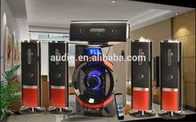 Crystal sound Super bass 5.1 cinema hi fi speaker