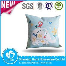 Promotional OEM Home Decoration Animal Cushion Made Lether Sofa Cushion