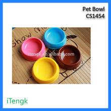 Dog antiskid pet bowl