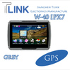 Waterproof IPX7 4.3 Inch GPS Navigation Wince 6.0 Motorcycle Accessories Wince 6.0 TMC module optional SDHC Small GPS Tracking