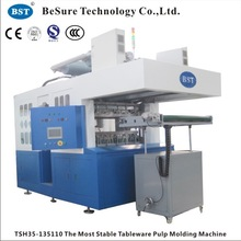 TSH35-135110 The Most Stable Tableware Pulp Moulding Machine