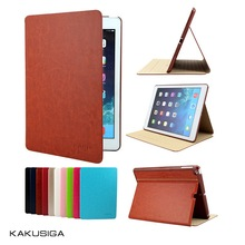 PU Leather Case Tablet Flip Cover Design Drop Proof for IPAD 6