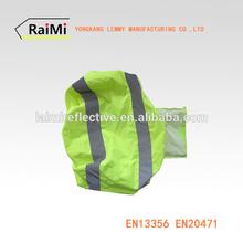 EN20471 reflective backpack cover