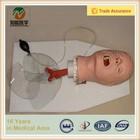 Classical trachea intubation medical training manikin BIX-J50