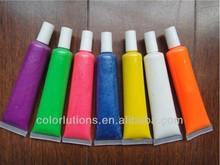 Artiste acrylique de qualité peinture en tubes souples