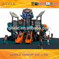 2015 novos brinquedos de plástico e crianças equipamentos de playground
