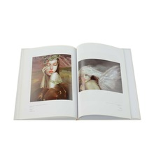 Colorful photo books ishihara test book / oil painting printing factory