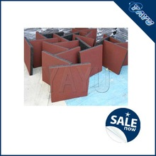 high quality outdoor basketball court rubber floor tile with low price