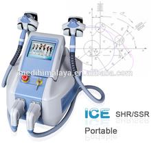 Professional 10Hz SHR Hair removal e light ipl rf beauty equipment
