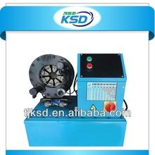 Low price ! CE 9sets free dies quick change tool crimp machine high pressure rubber hose